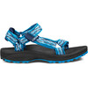 Teva Kids Hurricane 2 Shoes Mad Waves Blue